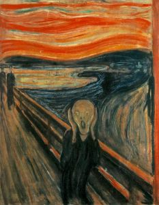 16 Munch -Scream 1893-1910