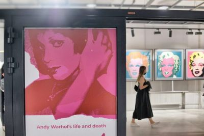 Andy Warhol´s Life and Death